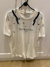 Givenchy T shirt white XS oversize fit