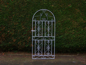 6 ft tall bow top gate fully galvanized