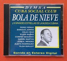 Bola De Nieve Cuba Social Club Como Se Baila El Son CD DIMSA