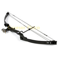 55 lb Black Archery Hunting Compound Bow 150 80 50 40 Recurve Crossbow Arrows
