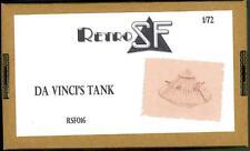 RetroKits Models 1/72 DA VINCI'S TANK