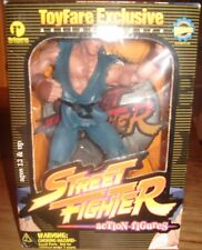 ToyFare Exclusive Street Fighter Evil Ryu Action Figure