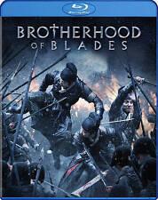 Brotherhood of Blades BLU RAY- Hong Kong RARE Kung Fu Martial Arts Action movie