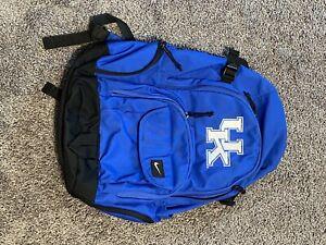 Nike Kentucky Wildcats Blue Bookbag Basketball