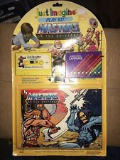Masters Of The Universe Just Imagine Play Kit He-Man Original 1984