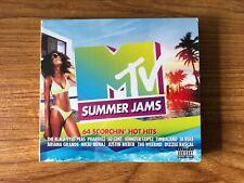 MTV Summer Jams (CD) Brand NEW Sealed