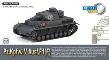 Dragon Armor 60696 - 1/72 WWII dt. PzKpfw IV ejec. f1 (f) - nuevo