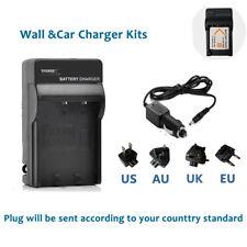 NP-BN1 NPBN1 N Type Battery Charger For Sony Cybershot DSC-WX150 W330 W350 W530
