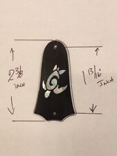Taylor Guitar Custom Truss Rod Cover Closeout