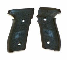 SALE - VINTAGE SIG SAUER P228 W. GERMANY DAO FACTORY PISTOL GRIPS (FIT P229 TOO)