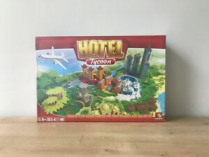 Hotel Tycoon Business Board Game Asmodee NEW