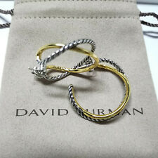 David Yurman The Crossover Collection® Hoop Earrings