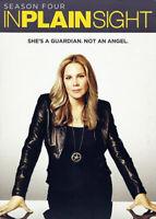 In Plain Sight: Season 4 (Fourth Season) (3 Disc) DVD NEW