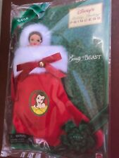 Disney Beauty and the Beast Holiday Stocking Princess Belle NIP