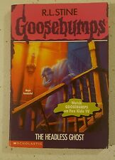 GOOSEBUMPS - #37 The Headless Ghost by R. L. Stine - Fast Free Post!