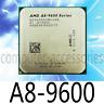 AMD A8-9600 3.1GHz 4-Core 2M Cach Socket AM4 65W APU Processor