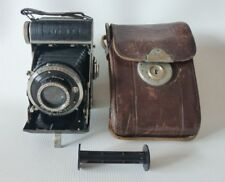 Vintage Noris Conrad A.Müller,Strengenberg Kamera  Folding Camera Cassar 2.9/75