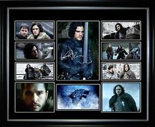 Jon Snow Game of Thrones Limited Edition Framed Memorabilia