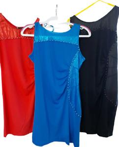 Women Ladies  Dress  Sexi Mini    UK size 6-12