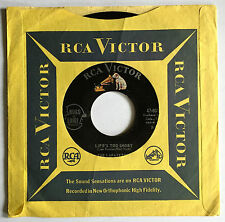 "LAFAYETTES ""Life's Too Short"" rock n' roll teen rocker 45 RCA '62 Baltimore HEAR"