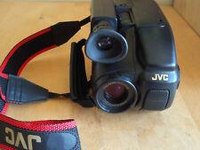 JVC VIDEOMOVIE GR-AX70U Compact VHS-C CAMCORDER VIDEO CAMERA only.
