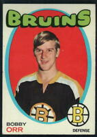 1971-72 Topps Hockey - Pick A Card