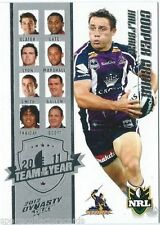 Single-Insert Cooper Cronk NRL & Rugby League Trading Cards