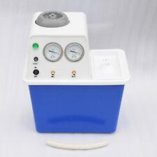 GLF 180W 110V Circulating Water Vacuum Pump 60L/min Lab Chemistry Equipment New