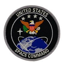 United States Space Command Space Force Patch Usa Jl203