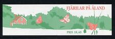 Finland-Aland 81a, MNH, Insects Butterflies 1994 booklet. x23808