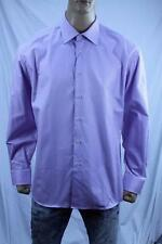 Authentic Harry&Sons Men's Slim Fit Cotton dress Shirt US 17.5 IT 44