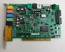Turtle Beach Santa Cruz TB400-2541-02 TW-038FRH-48210-12C-53R5 PCI Sound Card