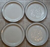 SET  OF  4  ROYAL DOULTON TING  DINNER PLATES
