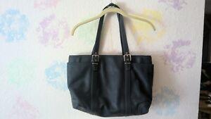 "Coach Vintage Women""s Computer Shoulder Bag"
