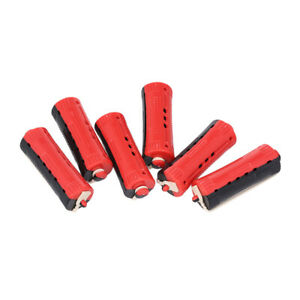 36Pcs Perm Rods Rollers Salon Hair Roller Curling Curler Rubber Band Hair B3R2