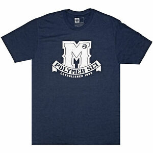 Magpul University T-Shirt Navy  ( Choose Your Size )  52% cotton / 48% Polyester