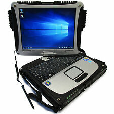"Panasonic ToughBook CF-19 MK4 10.4"" i5-U540 1.2GHz 8GB 240GB SSD WWAN Windows 10"