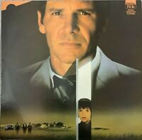 WITNESS ~ Maurice Jarre ~ Rare 1985 UK 8-track Soundtrack vinyl LP ~ NEAR MINT