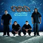 Satellite [Limited Edition With DVD] by P.O.D. (CD, Aug-2002, 2 Discs)