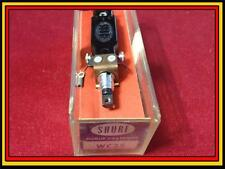Genuine Shure WC25 Turntable Cartridge w/ A65MG A62A Needle/Stylus PC41D PC42ad