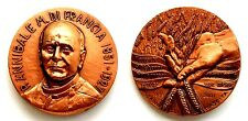 Medaglia Padre Annibale Maria Di Francia 1851-1927 - 150 Anni Della Nascita 2001