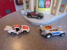 DIE CAST LOT OF PORSCHE CARREARA CORGI MAJORETTE ,COCA COLA