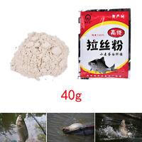 Fishing Tackle 40G Bloodworm Powder Fish Buster Carp Killer  Natural Baits Te
