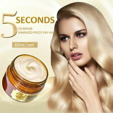 Magical Treatment Mask 5 Seconds Repairs Damage Frizzy Restore Soft Hair Cream