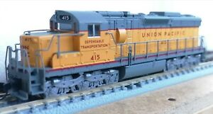 Atlas N' DCC Digital EMD SD-24 Union Pacific #415 (New in the transparent box)