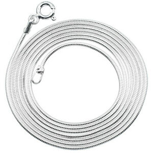 """Ana Silver Co 925 Sterling Silver Solid Chain 26"""""""