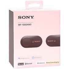 Sony WF-1000XM3 True inalámbrico con cancelación de ruido In-Ear auriculares negro