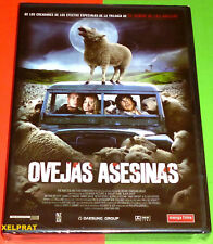 OVEJAS ASESINAS / BLACK SHEEP -DVD R2- English español - Precintada