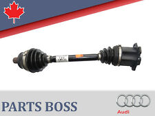 Audi A6 Quattro 2006-2011 Front Right Axle Assembly 4F0407272J
