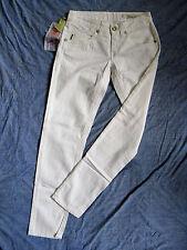 WE ARE REPLAY Jeans Femmes Denim w27/l32 X-Low Waist Regular Slim Fit Fuselé Leg